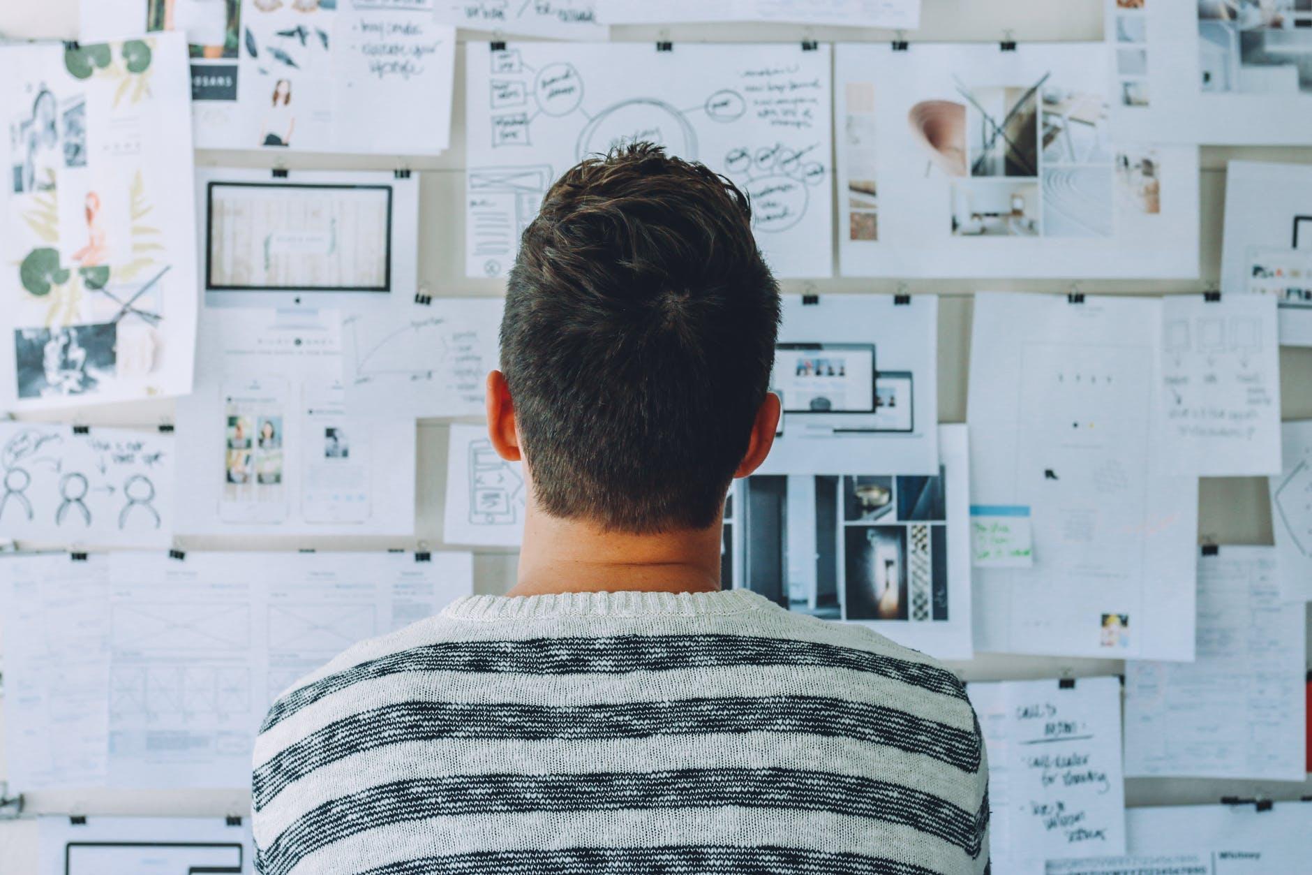 Quer inovar ou fazer algo diferente? Pare de consultar as tendências do mercado