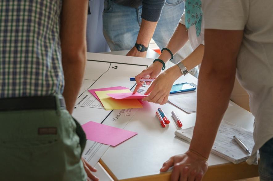 O Design Thinking como uma vantagem competitiva para pequenas, médias e grandes empresas